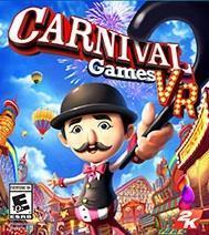 Carnival Games VR cover art