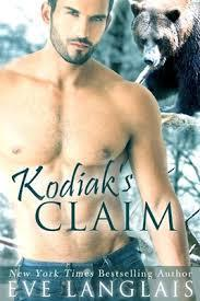 Kodiak's Claim (Eve Langlais) cover art