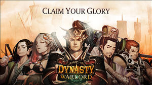 Dynasty Warlord cover art
