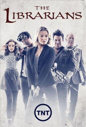 The Librarians Season 4 cover art