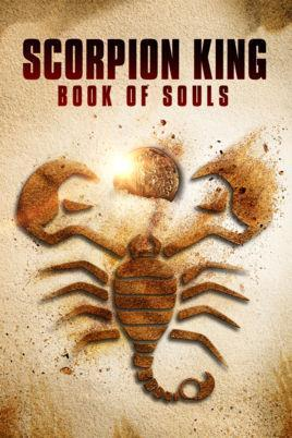The Scorpion King: Book of Souls cover art