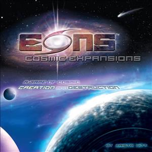EONS: Cosmic Expansions cover art