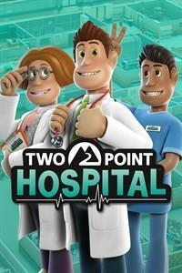 Two Point Hospital cover art