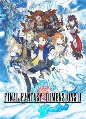 Final Fantasy Dimensions II cover art