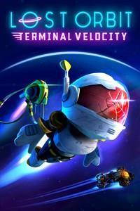 LOST ORBIT: Terminal Velocity cover art