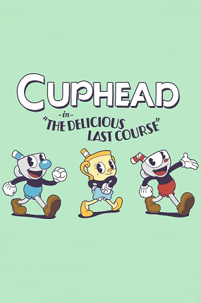 Cuphead - The Delicious Last Course cover art