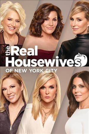 The Real Housewives of New York City Season 12 cover art