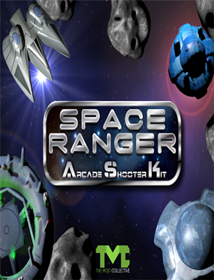 Space Ranger ASK cover art