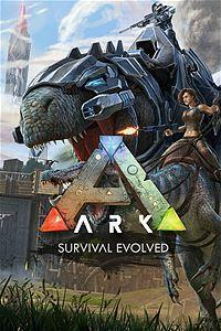 ARK: Survival Evolved cover art