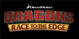 Dragons: Race to the Edge cover art