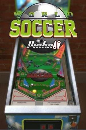 World Soccer Pinball cover art
