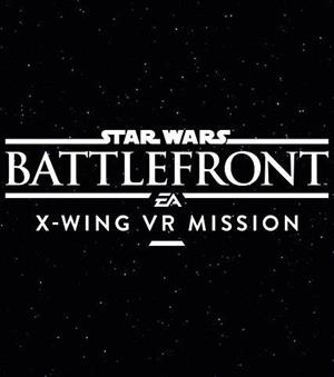 Star Wars Battlefront: X-Wing VR Mission cover art