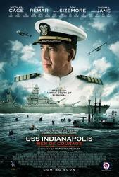 USS Indianapolis: Men of Courage cover art