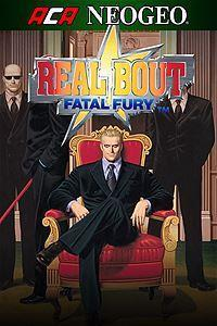 ACA NeoGeo Real Bout Fatal Fury cover art