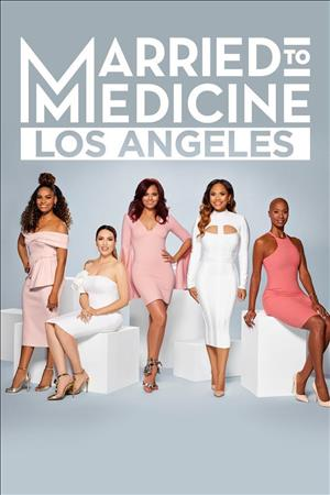Married to Medicine Los Angeles Season 2 cover art