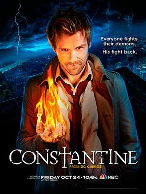Constantine Season 1 (I) cover art