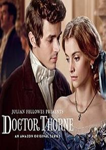 Julian Fellowes Presents Doctor Thorne Season 1 cover art