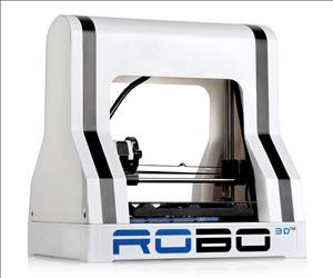 "R1 ""ABS+PLA Model"" 3D Printer cover art"