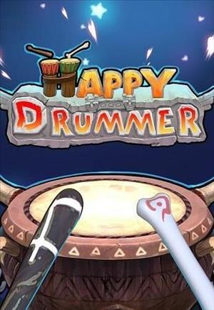 Happy Drummer cover art