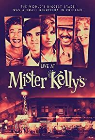 Live at Mister Kelly's cover art