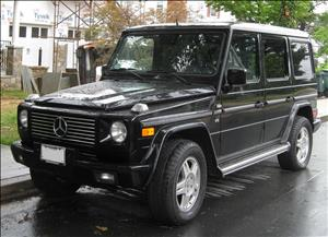 MERCEDES-BENZ G-Wagen cover art