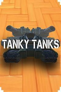 Tanky Tanks cover art