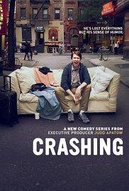 Crashing Season 2 cover art