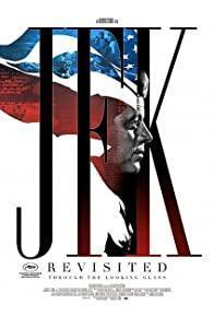 JFK Revisited: Through the Looking Glass cover art