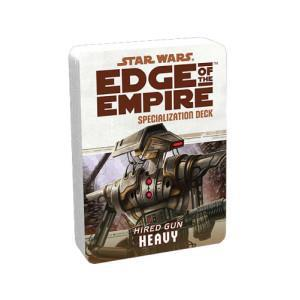 Edge of the Empire: Heavy Specialization Deck cover art
