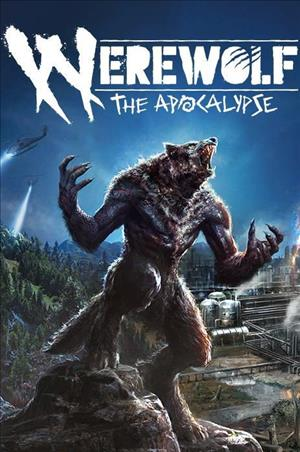 Werewolf: The Apocalypse - Earthblood cover art