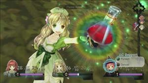 Atelier Ayesha Plus: The Alchemist of Dusk cover art