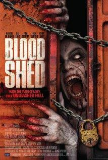 Blood Shed cover art