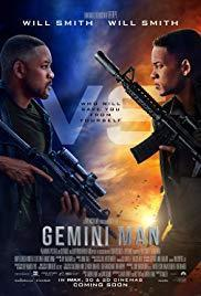 Gemini Man cover art