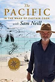 The Pacific: In the Wake of Captain Cook with Sam Neill cover art
