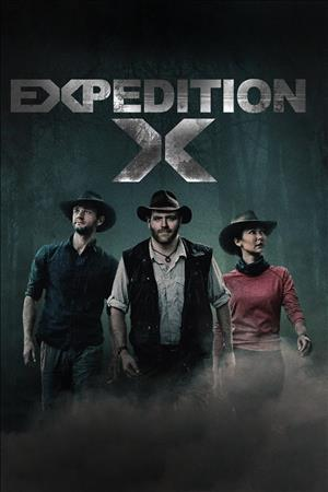 Expedition X Season 3 cover art