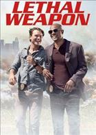 TV Series Season Lethal Weapon Season 2  FOX cover art