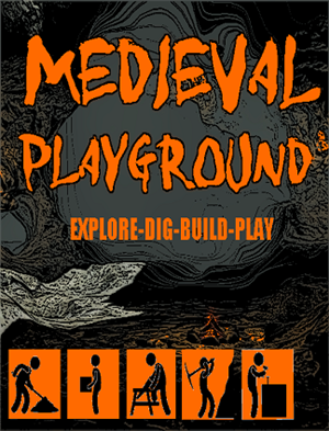 Medieval Playground cover art