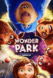 Wonder Park cover art