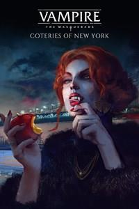 Vampire: The Masquerade - Coteries of New York cover art