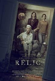 Relic cover art