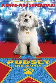 Pudsey the Dog: The Movie cover art