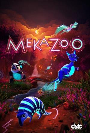 Mekazoo cover art