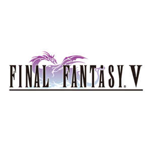 Final Fantasy V cover art