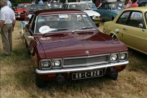 VAUXHALL Victor FD cover art