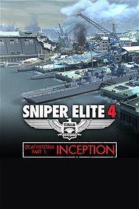 Sniper Elite 4 - Deathstorm Part 1: Inception cover art