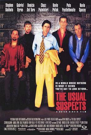 The Usual Suspects cover art