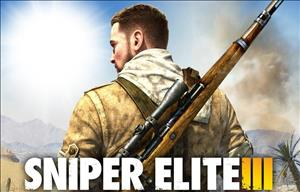 Sniper Elite III Ultimate Edition cover art