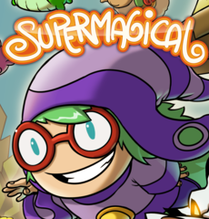 Supermagical cover art