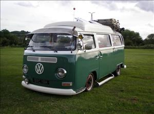 VOLKSWAGEN Camper (Bay) cover art