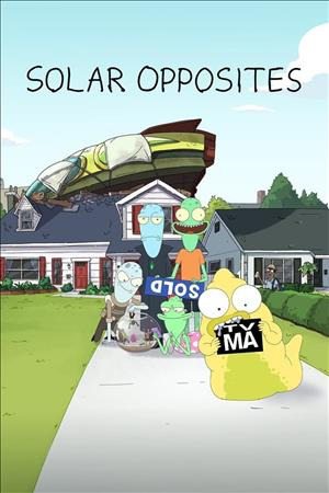 Solar Opposites Season 2 cover art